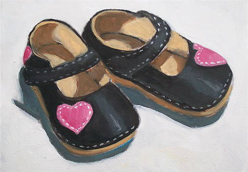 Joyce Geleynse - Her Little Shoes