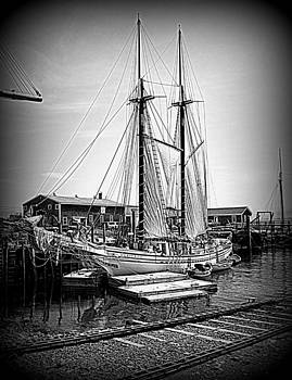 Heritage Setting Sails by Doug Mills