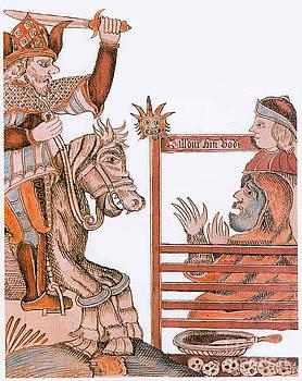 Photo Researchers - Hermod Norse God