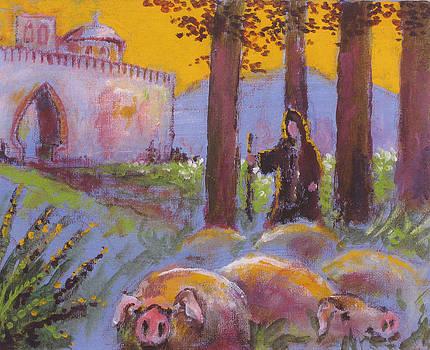 Herod's Pigs by Walter Clark