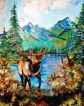 High Country by Wayne  Ligon