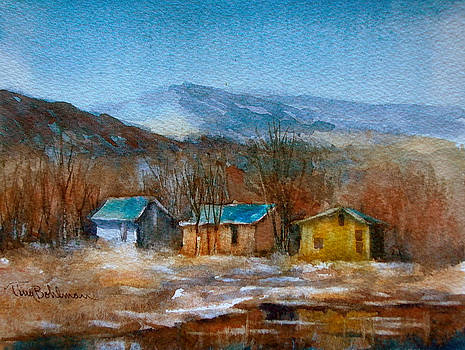High Country Winter by Tina Bohlman