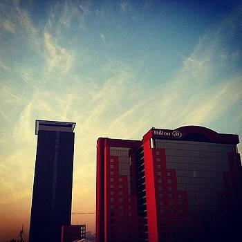 #hilton #westin #hoteles #edificios by Fernando Barroso