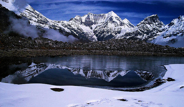 Himalayas by Greg Palmer