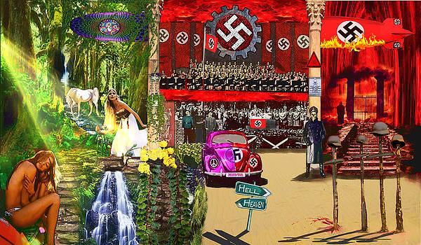 Hippie Chicks and Nazi Zombies by Michael Cleere