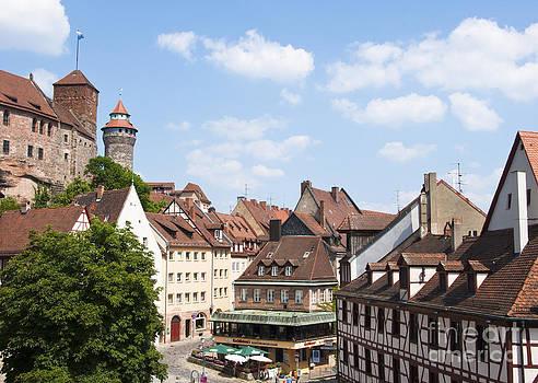 Historic Nuremberg by Andrew  Michael