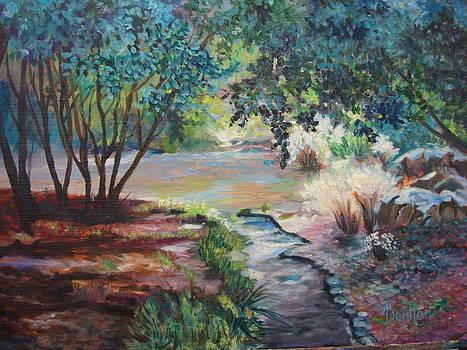 Hodges Gardens by Anne Dentler
