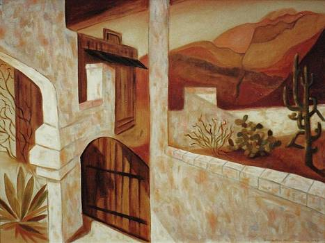 Suzanne  Marie Leclair - Home in Kingman Arizona