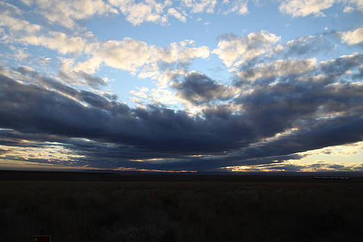 Horse Heaven Hills Sunset by Jay Warwick