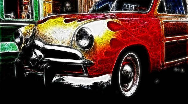 Hot Car by Ratan Sonal