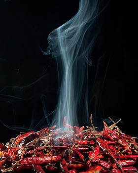 Hot Peppers by Rick Otto