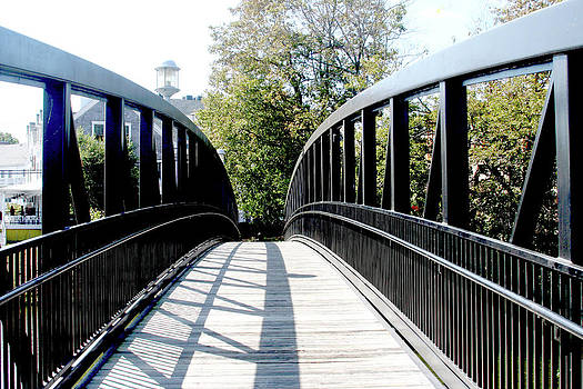 Hotchkiss Bridge by Shaileen Landsberg