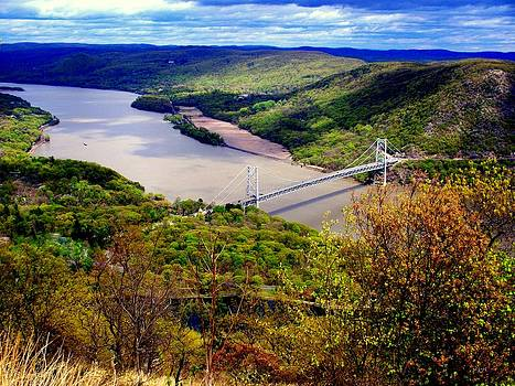 DazzleMe Photography - Hudson River Vista Bear Mountain Bridge