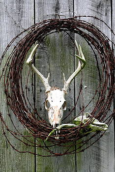 Diane Merkle - Hunters Wreath Variation