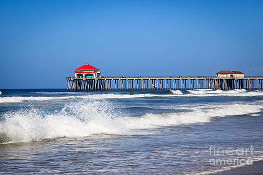 Paul Velgos - Huntington Beach Pier Photo