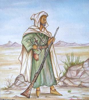 Huntsman  by Abbas Djamat