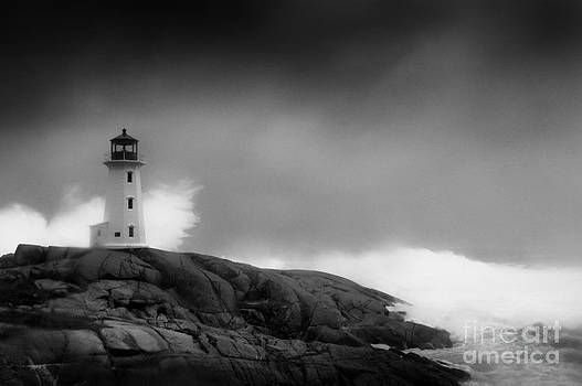 Hurricane Bill- Nova Scotia by Mark Clifford