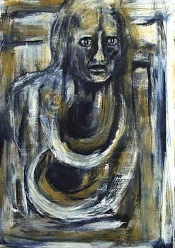 I Am Deserted Like You. by Katerina Apostolakou