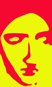 I Am Sun Stare by Marcel Herholdt