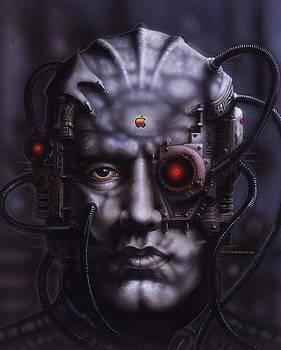 I Borg by Tim  Scoggins