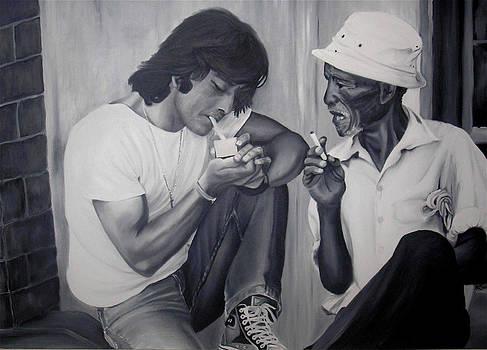I Hear You My Brother by Karen Longden-Sarron