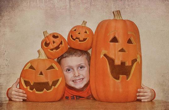 I Love Pumpkins by Pat Abbott
