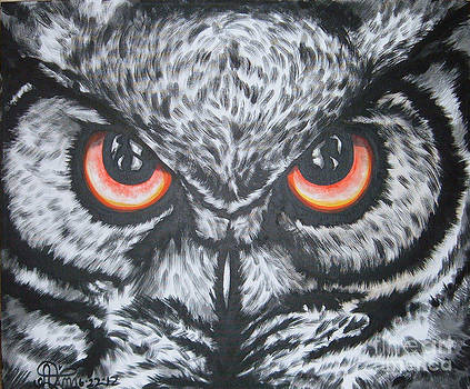i m watching U by Annette Jimerson