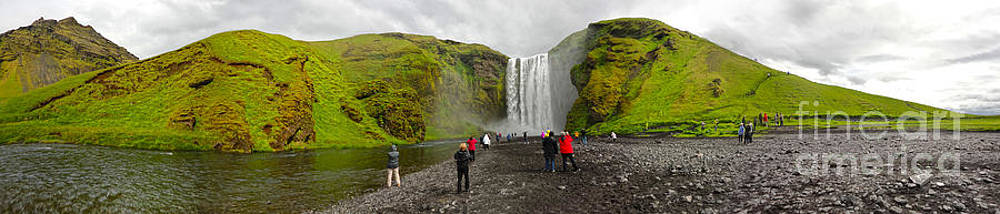 Gregory Dyer - Iceland Skogar Waterfall 10