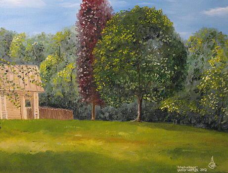 Ichetucknee by Larry Whitler