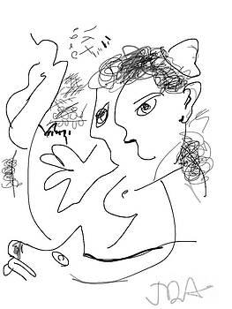If Chagall had an iPad 2 by David Abse