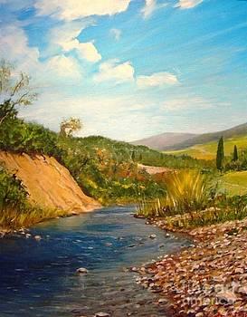 Il fiume Cecina  by Sandro  Mulinacci