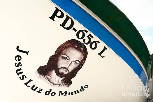 Gaspar Avila - Image of Jesus