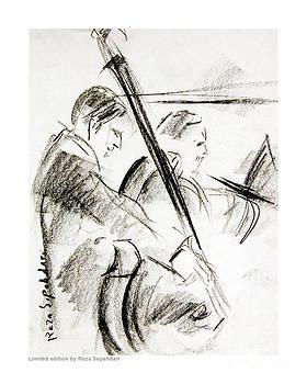 Immersed In Jazz by Reza Sepahdari