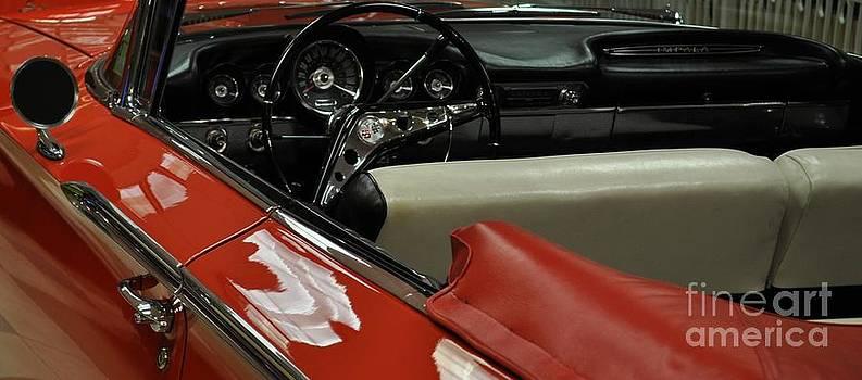 Daryl Macintyre - Impala Convertible