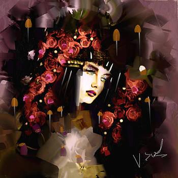In Colour... by Velitchka Sander