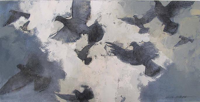 In Flight by Alida Bothma