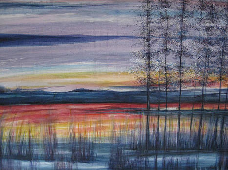 In Stillness by N Howell
