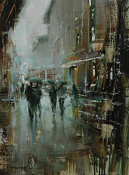 In the Light by Tibor Nagy