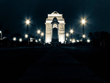 IndiaGate by Sandeep Pandey