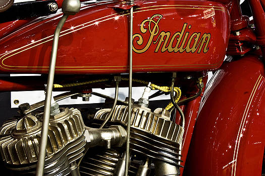Indian by Brad Holderman