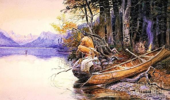 Roberto Prusso - Indian Camp Lake McDonald