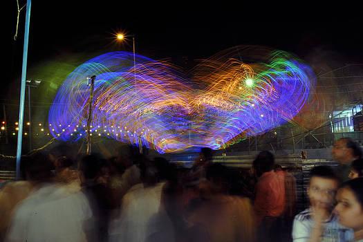 Sumit Mehndiratta - Indian Carnival Colorful swing