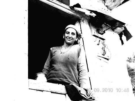 Indian woman by Hari Om Prakash