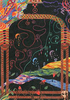 Indigo Awake by Lynda  Richardson