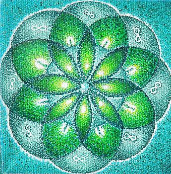 Infinity Lotus V4 by Andrew Zeutzius