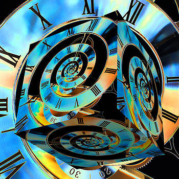 Steve Purnell - Infinity Time Cube