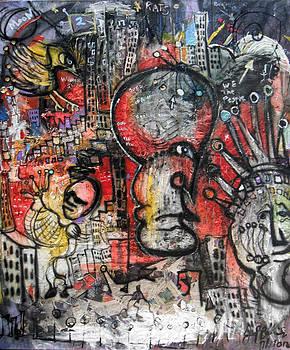 Jon Baldwin  Art - Infrastructure Collapse
