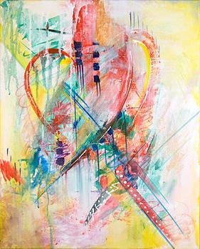 Intuitive Heart by Barbara Barry-Nishanian