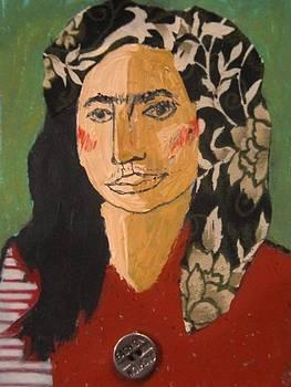 Iranian Women by Molood Mazaheri