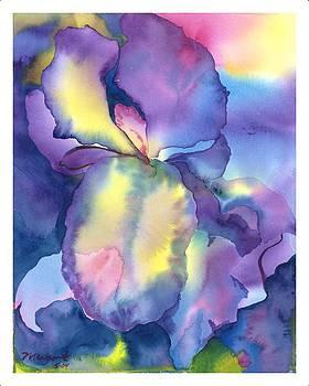 Iris by Margaret Sarantis